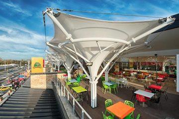Izadshahr Samsung Building Restaurant